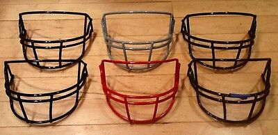 MULTI COLOR CHOICES New Riddell Football Helmet Facemask Z-2B Schutt OPO DW SW