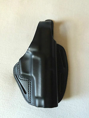 BLACKHAWK Italian Leather Holster Police Security Military New Boxed RRP £65