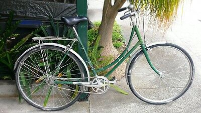 Vintage dutch bike
