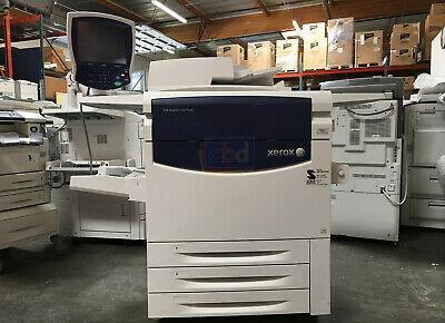Xerox 700 Digital Color Press Laser Production Printer Copier Scanner 13x19 700i
