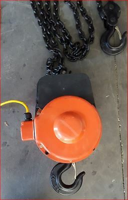 Industrial Electric Chain Block Hoist 1 Tone