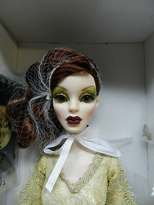 """MDCC Exclusive Wilde Imagination Evangeline  """"PARNILLA GOTHIC LACE"""" DOLL"""