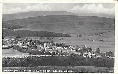 General View, TOMINTOUL, Banffshire