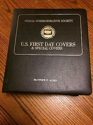 US First Day Covers and Special Covers Postal Commemorative Society 1984-1987