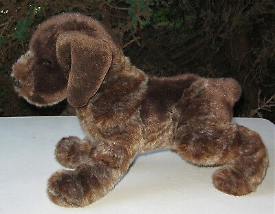 Wolfgang The Plush German Shorthaired Pointer By Douglas