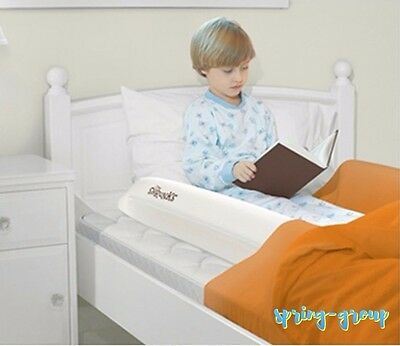 122cm Inflatable Bed Guard Rail Protection Safety Toddler Cot Child Kid Bedrail