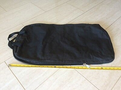 Black Bridle Bag. Can fit up to three Bridles