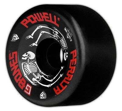 Powell Peralta - G Bones Black 64MM 97A Skateboard Wheels