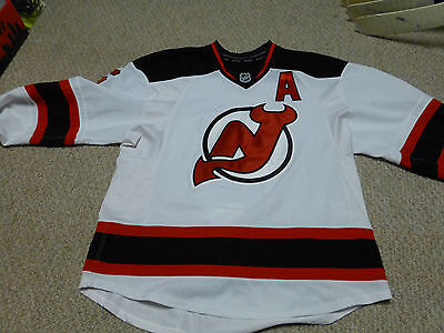 Andy Greene Game Worn New Jersey Devils jersey w/ A