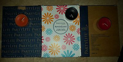 Partylite tealights lot