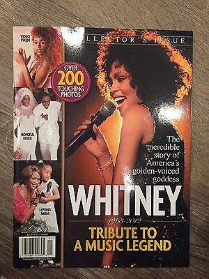 Whitney Houston Magazine - Collectors Issue - Collection Edition