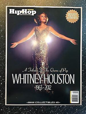 Whitney Houston Magazine - Hip Hop Weekly - Collection Edition