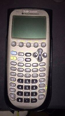 Texas Instruments TI-89 calculator - Great Condition