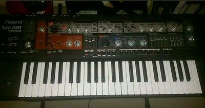 Roland Sh 201 with software and adapter (Make an offer :)