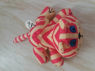 """McDonalds Bagpuss toy 6"""" (nose to tail)"""