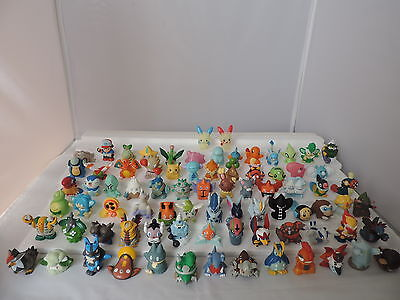 Pokemon Kids Finger Puppet Figures Lot of 80 vol.42