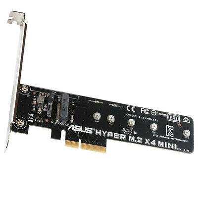 Asus Hyper X4 M.2 Add in card - 90MC03I0-M0EAY0