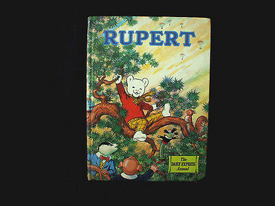 RUPERT : The Daily Express Annual 1973