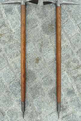 Rarity strong old ice axe Pollux Swiss