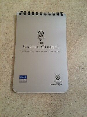 The Castle Golf Course, St Andrews, Strokesaver