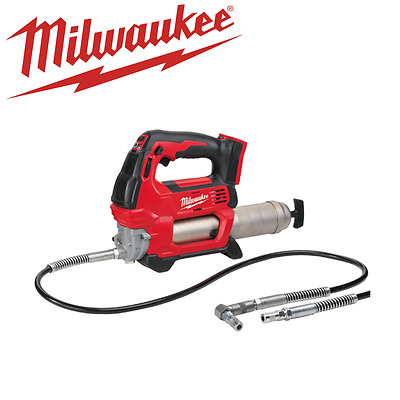 Milwaukee - M18 Compact 2 Speed  Cordless Grease Gun - M18GG-0 - Tool only