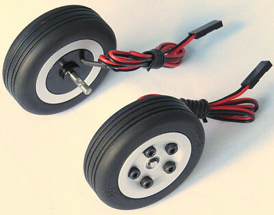 JP Electric Brake System ** 45mm **  Rubber wheels with controller  NEW
