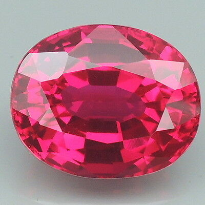 Cheerful!!! 5.5ct. Red Topaz Oval