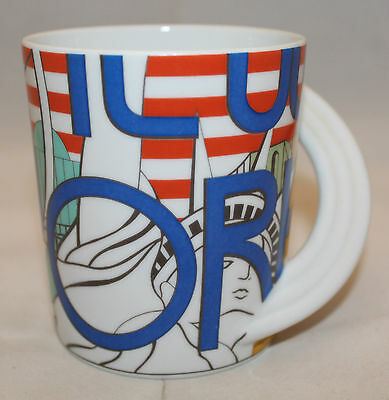 Rosenthal Germany Studio-line City Coffee Tea Mug Cup Nr.9 New York Design Yang