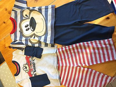 Boys Pyjama Set (pack of 2 by Next) Age 12-18 months