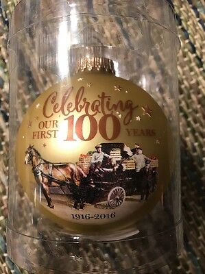 Wegmans 100 Year Commemorative Christmas Ornament