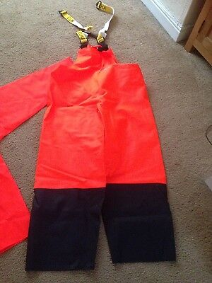 Fishing xtreame  wet suit by elka