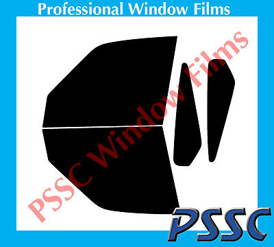 PSSC Pre Cut Front Car Window Films fits for Ford Focus C-Max 2003 to 2007 70/% Very Light Tint
