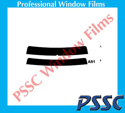 PSSC Pre Cut Rear Car Window Films for VW Touran 2010-2015 5/% Very Dark Limo Tint