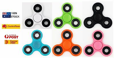 3D Hand Spinner Fidget Toy Stress Reliever Focus For Adults & Kids ADHD Autism