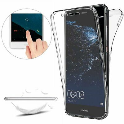 COQUE SILICONE PROTECTION ETUI HOUSSE 360° INTEGRAL  POUR HUAWEI P9 / P9 Lite