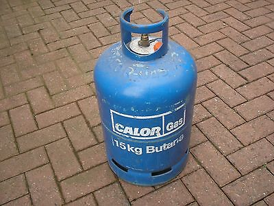 calor 15 kg butane gas bottle