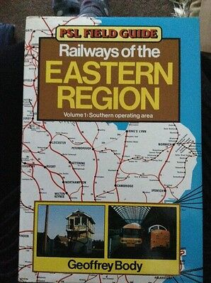 Railways of the Eastern Region - volume 1
