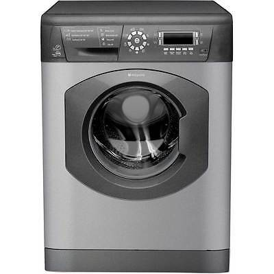 Hotpoint WMAO963G 'SUPER SILENT' Washing Machine 9kg Wash Load, 1600 Spin - A+++