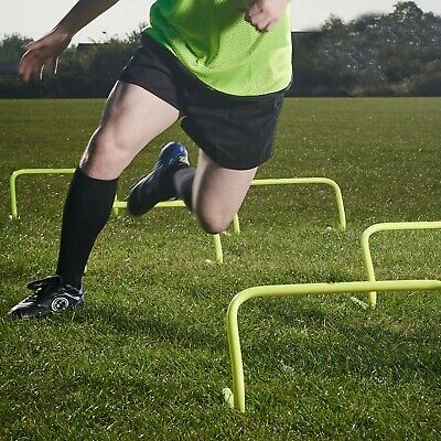 """Optimum Sports PVC Moulded Training and Coaching Rugby Training Hurdle - 6"""""""