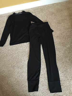 Boys Thermals Base Layer Bottoms And Top