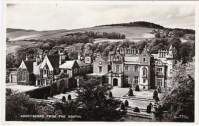 Abbotsford From The South, Nr MELROSE, Roxburghshire RP