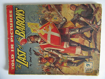 Thriller Comics Library #69 The Last of the Barons Good condition overall