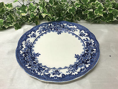 """Antique 1790 Colwyn Late Mayers Losol Ware Blue & White 9.5"""" Dinner Plate"""