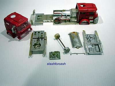 1970 Hess Fire Truck Parts Lot - FREE SHIPPING!
