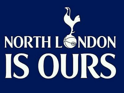 Tottenham hotspur fridge magnet with optional pull out stand and free postage.