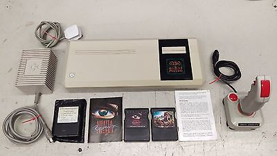 C64 Games System Very Rare Fully tested and includes 2 Rare Cartridges