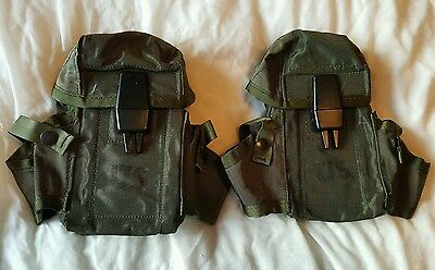 us army alice m16 ammo pouches  new