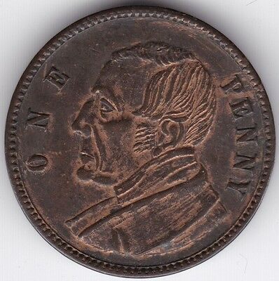 One Sided Penny***Collectors***
