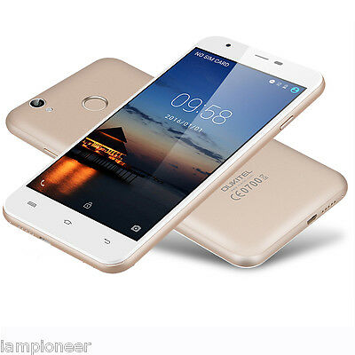 "Fingerprint 4G 5.5"" Cellulare Smartphone Android 6.0 16GB 13MPX OUKITEL U7 Plus"