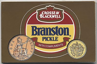 Branston Pickle In For A Penny In For A Pound****Collectors***(2)